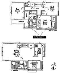 MIRASUMO秋津町第12期全3棟 NO2