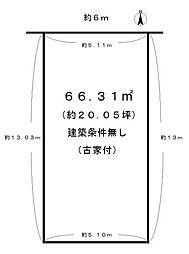 奈良線 長池駅 徒歩13分