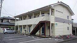 満室賃貸中 2DK6世帯 北西角地 112坪