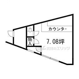 ワンルーム千足(テナント)