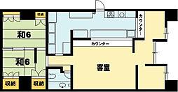 コスモ草津弐番館 1階店舗