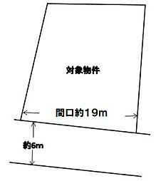 小栗栖中山田町55の3売土地