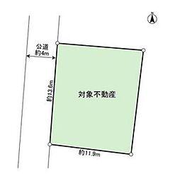 津新町駅 15分 住宅用地