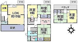近鉄奈良線 生駒駅 徒歩11分