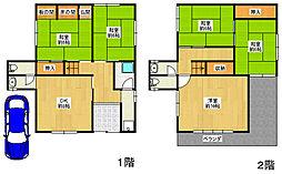 近鉄大阪線 河内国分駅 徒歩13分
