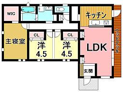 中古戸建  未入居 吉野町総11区画アイホームタウン分譲地