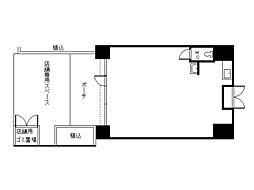 鹿児島市電2系統 高見橋駅 徒歩3分