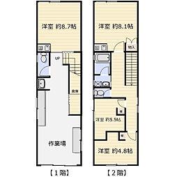 北陸本線 金沢駅 徒歩22分