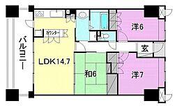 サーパス空港通第3