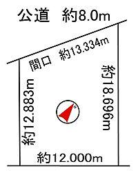 室蘭本線 糸井駅 バス8分 川沿1丁目下車 徒歩14分