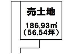 那賀川町中島 売土地