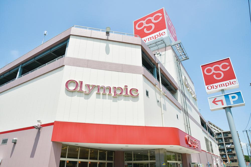 オリンピック墨田文花店 約710m(徒歩9分)
