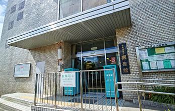 小金井市立図書館 約750m(徒歩10分)