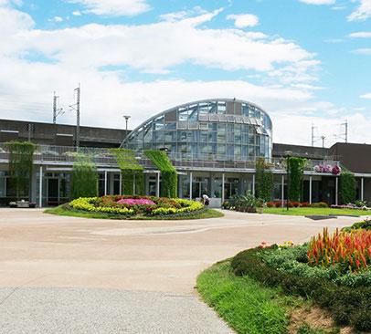 市民緑化センター花テラス 約560m(徒歩7分)