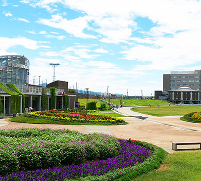 長岡市民防災公園 約480m(徒歩6分)