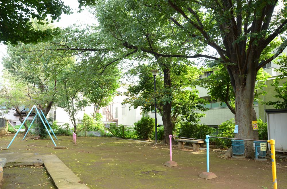 嶺稲荷児童公園 約280m(徒歩4分)