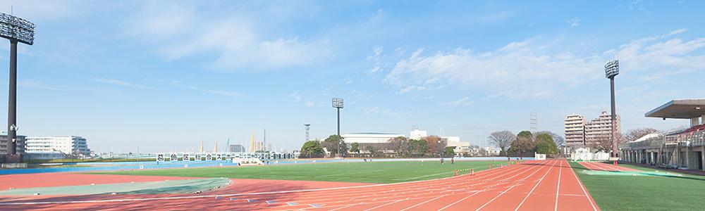 葛飾区総合スポーツセンター 約1,840m(徒歩23分)