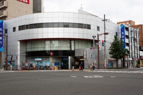 北洋銀行琴似中央支店 約140m(徒歩2分)
