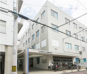 公道会病院 約270m(徒歩4分)