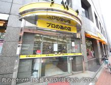 肉のハナマサ日本橋本町店 約570m(徒歩8分)
