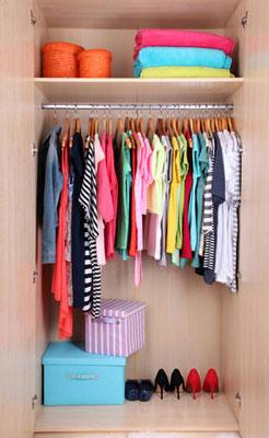 洋服の断捨離のコツ