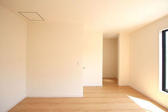 新築一戸建て-北葛城郡広陵町大字笠 洋室には全てウォークインクローゼットをもうけました。