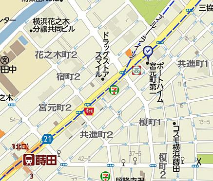マンション(建物一部)-横浜市南区宮元町 その他