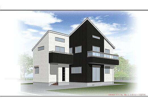 新築一戸建て-横浜市戸塚区平戸4丁目 完成イメージ