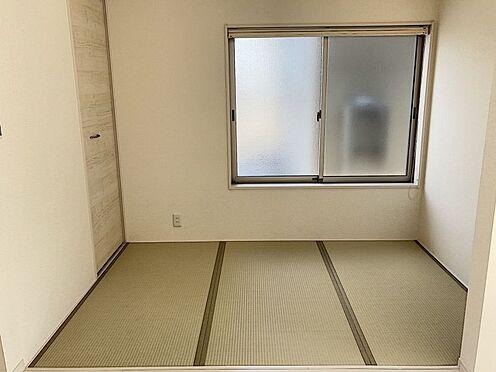 新築一戸建て-知多郡東浦町大字緒川字屋敷壱区 お子様の遊び場にも適した和室スペースです
