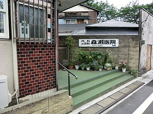 アパート-大田区山王4丁目 森瀬医院