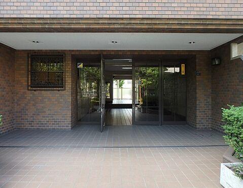マンション(建物一部)-大阪市西淀川区佃3丁目 落ち着いた雰囲気のエントランス