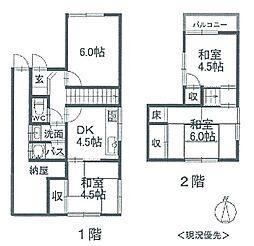 阪和線 紀伊中ノ島駅 徒歩5分