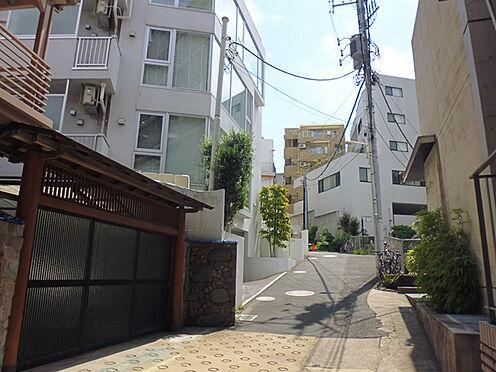 マンション(建物全部)-渋谷区恵比寿3丁目 前面道路