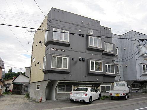 アパート-小樽市入船5丁目 外観