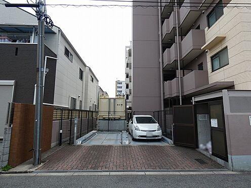 中古マンション-大阪市東住吉区鷹合4丁目 駐車場