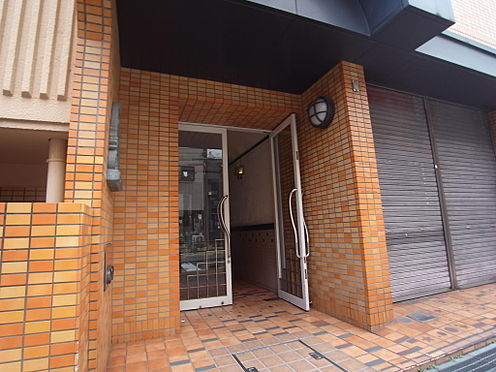 区分マンション-大阪市中央区東平2丁目 綺麗なエントランス