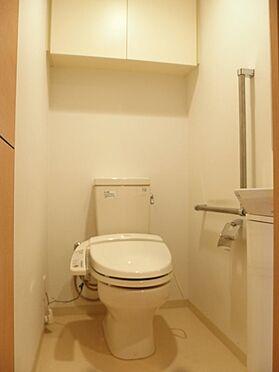 中古マンション-八王子市松木 トイレ
