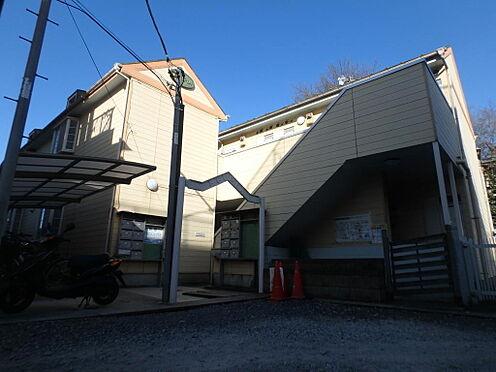 アパート-北本市東間1丁目 2001年外壁塗装工事済
