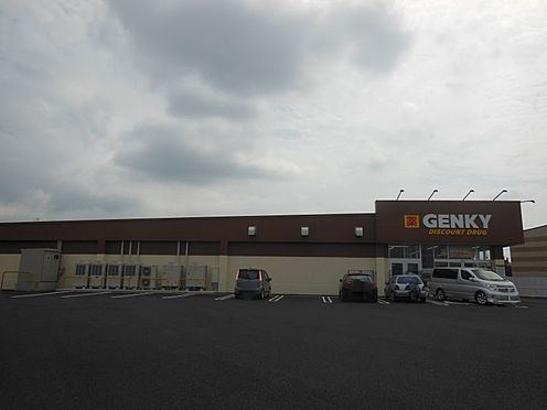 戸建賃貸-西尾市寄住町神明 ゲンキー 約560m