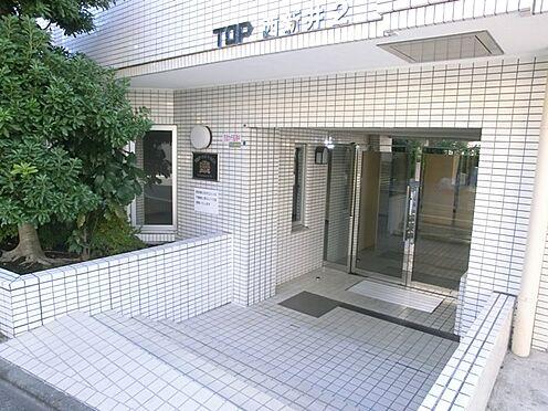 マンション(建物一部)-足立区島根3丁目 入口です。