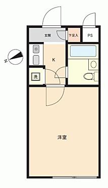 マンション(建物一部)-渋谷区恵比寿2丁目 間取り