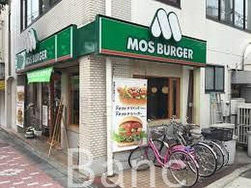 中古マンション-葛飾区立石8丁目 モスバーガー京成立石店 徒歩2分。 160m