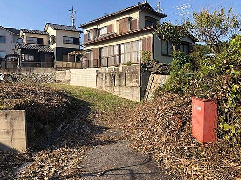 土地-豊田市石畳町坂下 バス停まで徒歩約2分