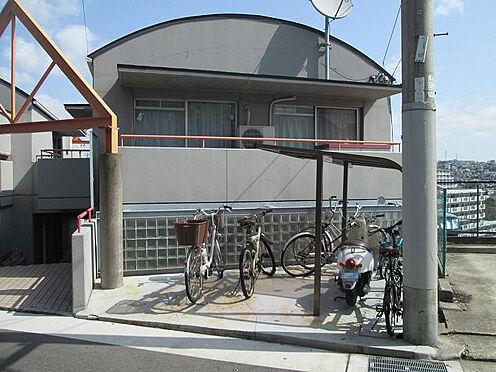 マンション(建物一部)-神戸市垂水区西舞子6丁目 駐輪場もあるので、移動が楽々。