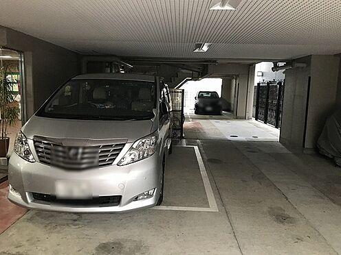 中古マンション-大阪市西区新町1丁目 駐車場