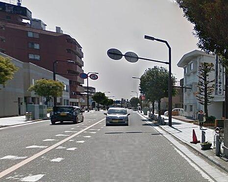 ビル(建物全部)-大和市中央6丁目 前面道路