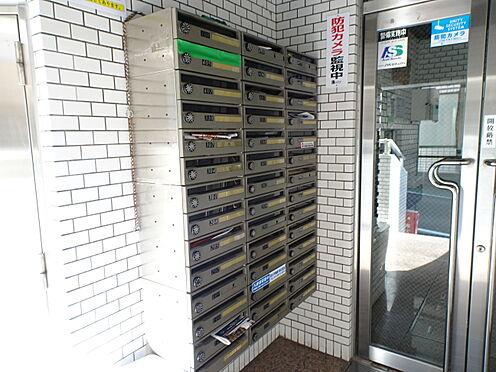 中古マンション-文京区白山2丁目 郵便受け 総戸数41戸のマンションです