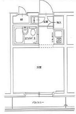 区分マンション-横浜市中区根岸町3丁目 間取り