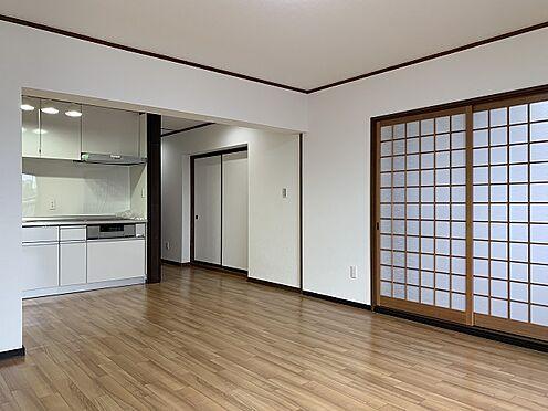 マンション(建物全部)-米子市上後藤6丁目 水回り等リフォーム済みの部屋