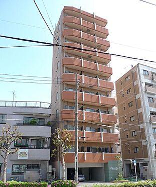 マンション(建物一部)-品川区平塚3丁目 南西側道路に面した建物